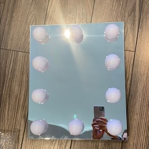 Other - Brand new light up mirror
